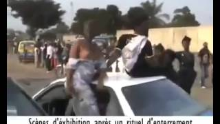 getlinkyoutube.com-Dépravation des Moeurs à Pointe Noire au Congo-Brazza