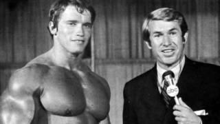 getlinkyoutube.com-1970 MR. OLYMPIA  Arnold Schwarzenegger  VS  Sergio Oliva