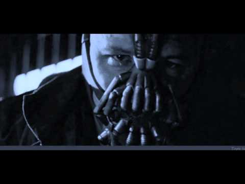 All Bane's Quotes From 'The Dark Knight Rises' Trailers