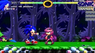 getlinkyoutube.com-FanGames - Sonic Freedom Fighters ( Delta )