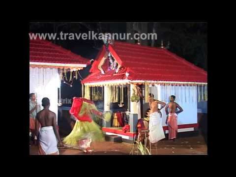 Kurathi Theyyam (Travel Kannur Kerala Videos) HD