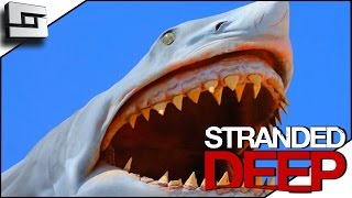 getlinkyoutube.com-Stranded  Deep Gameplay - SHARK! S2E8