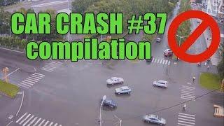 getlinkyoutube.com-Car crash compilation #37    AUGUST 2016