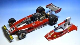 getlinkyoutube.com-Ferrari 312T Hasegawa 1:20 Step by Step