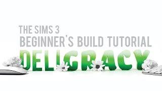 getlinkyoutube.com-The Sims 3 Building Cheats Tutorial—Beginners