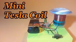 getlinkyoutube.com-Mini Slayer Exciter Tesla Coil - How to Make it