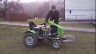 getlinkyoutube.com-traktorek  SAM WSK 125
