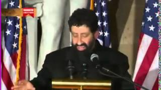 Rabbi Jonathan Cahn Gives A Powerful, timely, prophetic message -- Wake up America