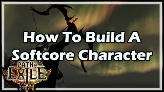 getlinkyoutube.com-[Path of Exile] How To Build A Softcore Character