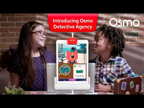 Osmo Detective Agency Game for iPad - Ages 5-12