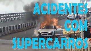getlinkyoutube.com-Incríveis acidentes com supercarros - CompilationTV