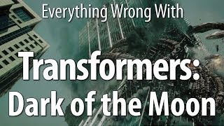 getlinkyoutube.com-Everything Wrong With Transformers: Dark Of The Moon