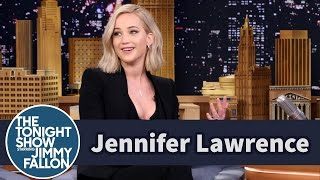 getlinkyoutube.com-Jennifer Lawrence Shares Her Most Embarrassing Moments