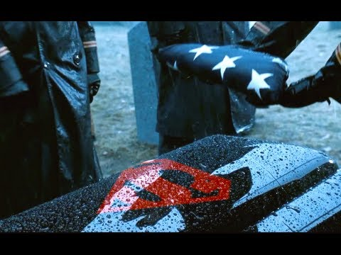 SUPERMAN: DOOMSDAY (MAN OF STEEL fan sequel) - Funeral for a Friend (2 of 3)