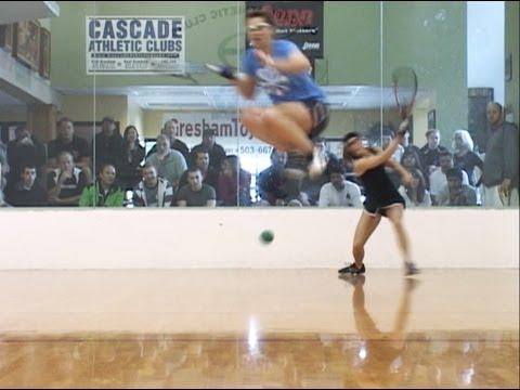 2011 Racquetball WO Finals Hayes Vs. Hughes