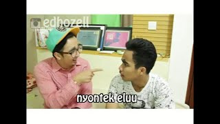getlinkyoutube.com-VIDEO INSTAGRAM LUCU edhozell bikin boyband