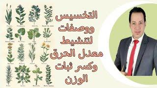 getlinkyoutube.com-التخسيس ووصفات لتنشيط معدل الحرق وكسر ثبات الوزن د/محمد خيري