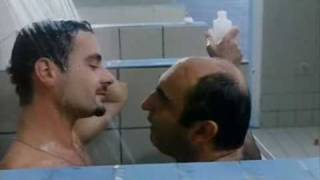 getlinkyoutube.com-Gay shower and kiss  hot