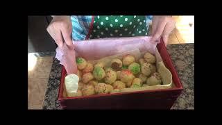 getlinkyoutube.com-Italian Christmas Cookies