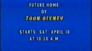 getlinkyoutube.com-Launch of Toon Disney - April 18, 1998