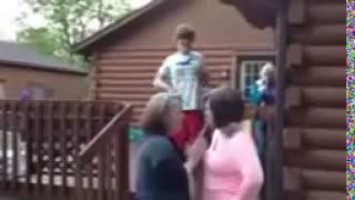 getlinkyoutube.com-neigbour Street Fights women , tetangga perempuan kok berantem