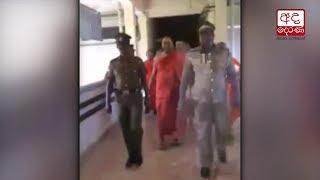 Gnanasara Thero transferred to J'pura Hospital