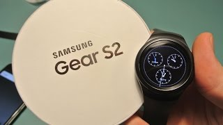 getlinkyoutube.com-Samsung Gear S2 Unboxing and Setup