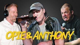 Opie & Anthony: Ricky Gervais and Joe Rogan (01/31/14)
