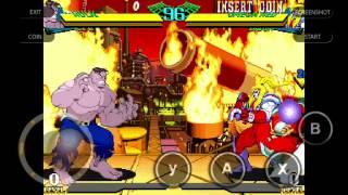 getlinkyoutube.com-Marvel Vs. Street Fighter Original [Apk] [Android] [ZS]