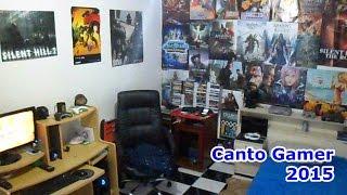 getlinkyoutube.com-Meu Canto Gamer / Setup 2015