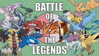 getlinkyoutube.com-Battle of the Legends #1 - Pokemon Battle Revolution (1080p 60fps)