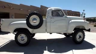 getlinkyoutube.com-1959 Studebaker Napco Promo Truck