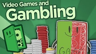 Video Games and Gambling - When Does a Game Cross the Line? - Extra Credits width=