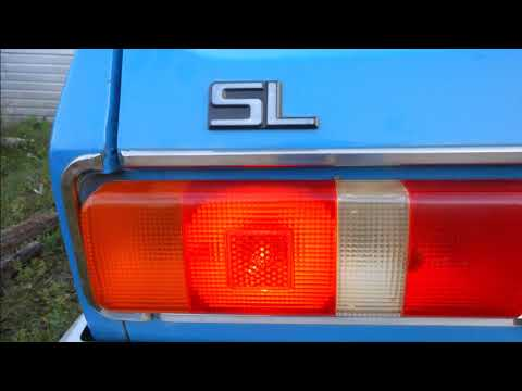Дед продаёт  MOSKVICH-2140 SL Экспортный .1987 года  азлк москвич - экспортная модификация...