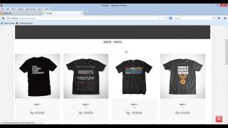 getlinkyoutube.com-Tutorial Make a Simple Website E-Commerce with PHP MySql and Bootstrap