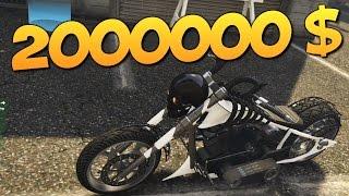 getlinkyoutube.com-GTA ONLINE - КУПИЛ МОТОЦИКЛ ЗА 2000000$ #291