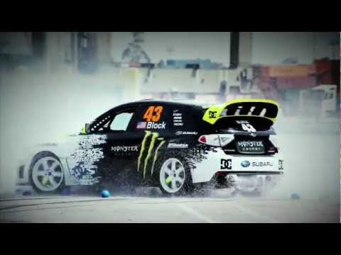 KEN BLOCK's GYMKHANA Fun Video 2010 (HD)