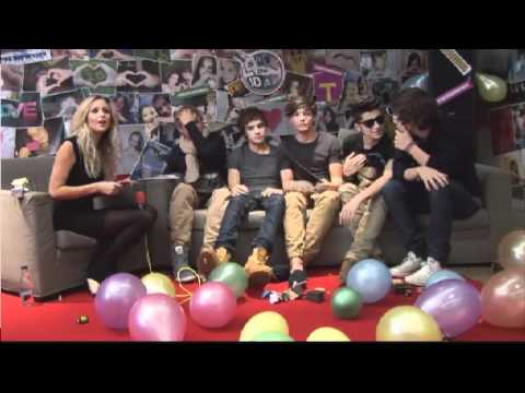 One Direction - Up All Night Listening Party Part 2 -4P989sfl4cc