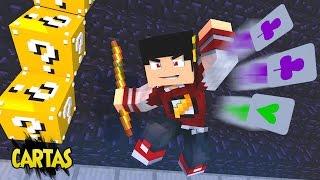 getlinkyoutube.com-Minecraft Mod: ESCADONA - CARTAS MÁGICAS (Blur Mod) ‹ AM3NIC ›