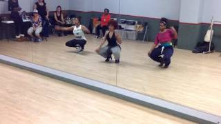 Body Party Choreography