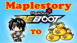 getlinkyoutube.com-Maplestory Reboot Noob To Pro Episode 1 Introduction