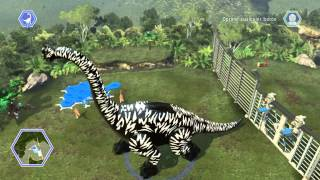 LEGO® Jurassic World |MOSTRANDO MIS DINOSAURIOS PERSONALIZADOS GRANDES