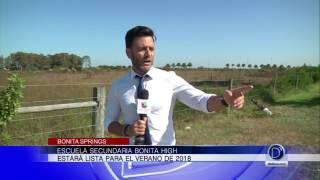 Planes para la construcción de la nueva escuela High en Bonita Springs