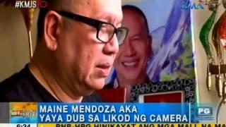 getlinkyoutube.com-Who is Maine Mendoza or 'Yaya Dub' behind the camera? | Unang Hirit
