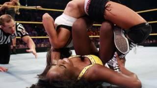 getlinkyoutube.com-WWE NXT: A.J. vs. Naomi