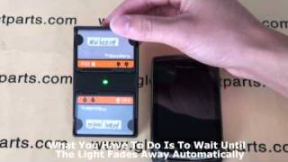 getlinkyoutube.com-Blackberry Torch 9800 Battery Unlocking  Video
