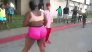 getlinkyoutube.com-Black girl fight br Louisiana