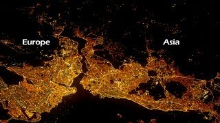 getlinkyoutube.com-Top 50 City Lights Seen From Space