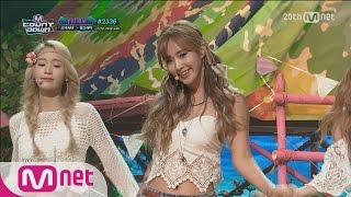 getlinkyoutube.com-Girls′ Generation(소녀시대) - 'PARTY'컴백! ′ M COUNTDOWN 150716 COMEBACK Stage Ep.433
