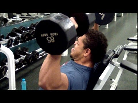 "TMW: Killer Shoulders Workout ""Natural Bodybuilding"""